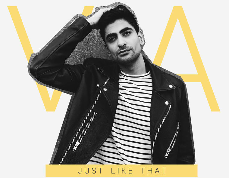 new music alert-just like that-by-vardaan arora-indie pop-indie music-music blog-wolfinasuit-wolf in a suit