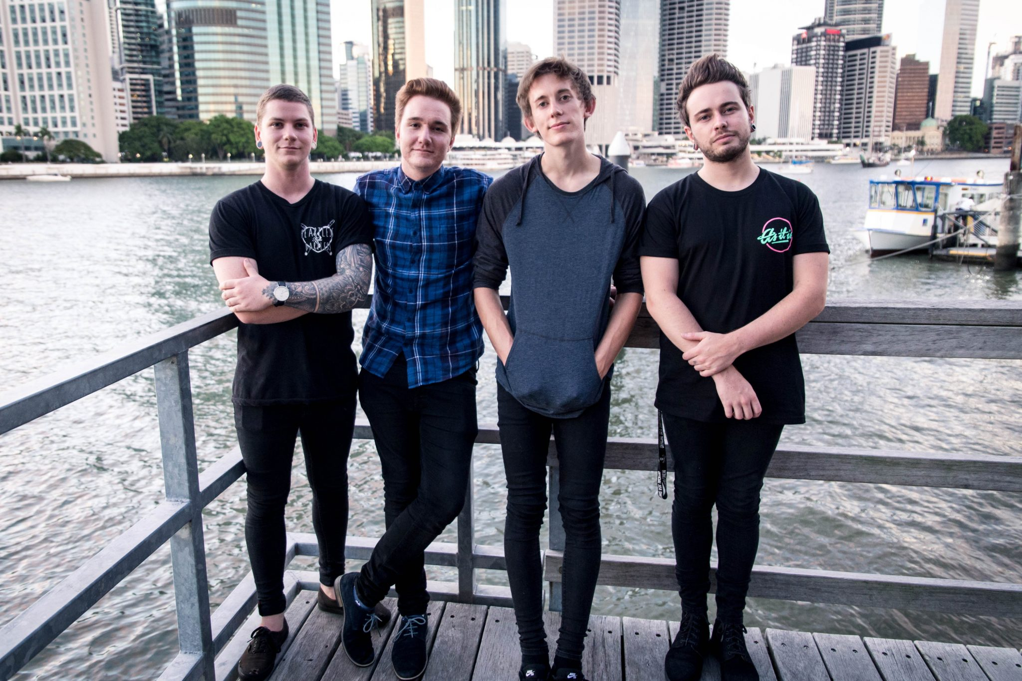 music video recommendation-new heights-shorelines-Australia-indie rock-punk rock-indie music-new music-music video-music blog-indie blog-wolfinasuit-wolf in a suit