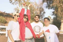 new music alert-parachute-by-arms akimbo-indie music-indie rock-new music-los angeles-california-music blog-indie blog-wolf in a suit-wolfinasuit