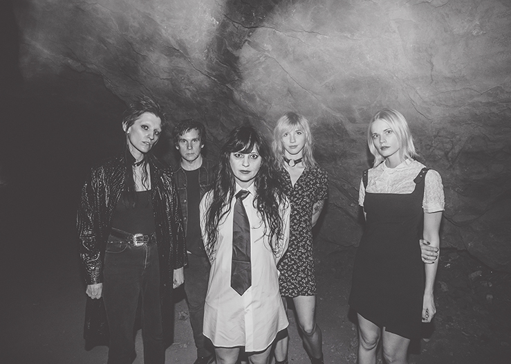 featured music video - disaster - is what we're after - by - death valley girls - indie music - new music - indie rock - punk - los angeles - California - music blog - indie blog - wolf in a suit - wolfinasuit - wolf in a suit blog - wolf in a suit music blog