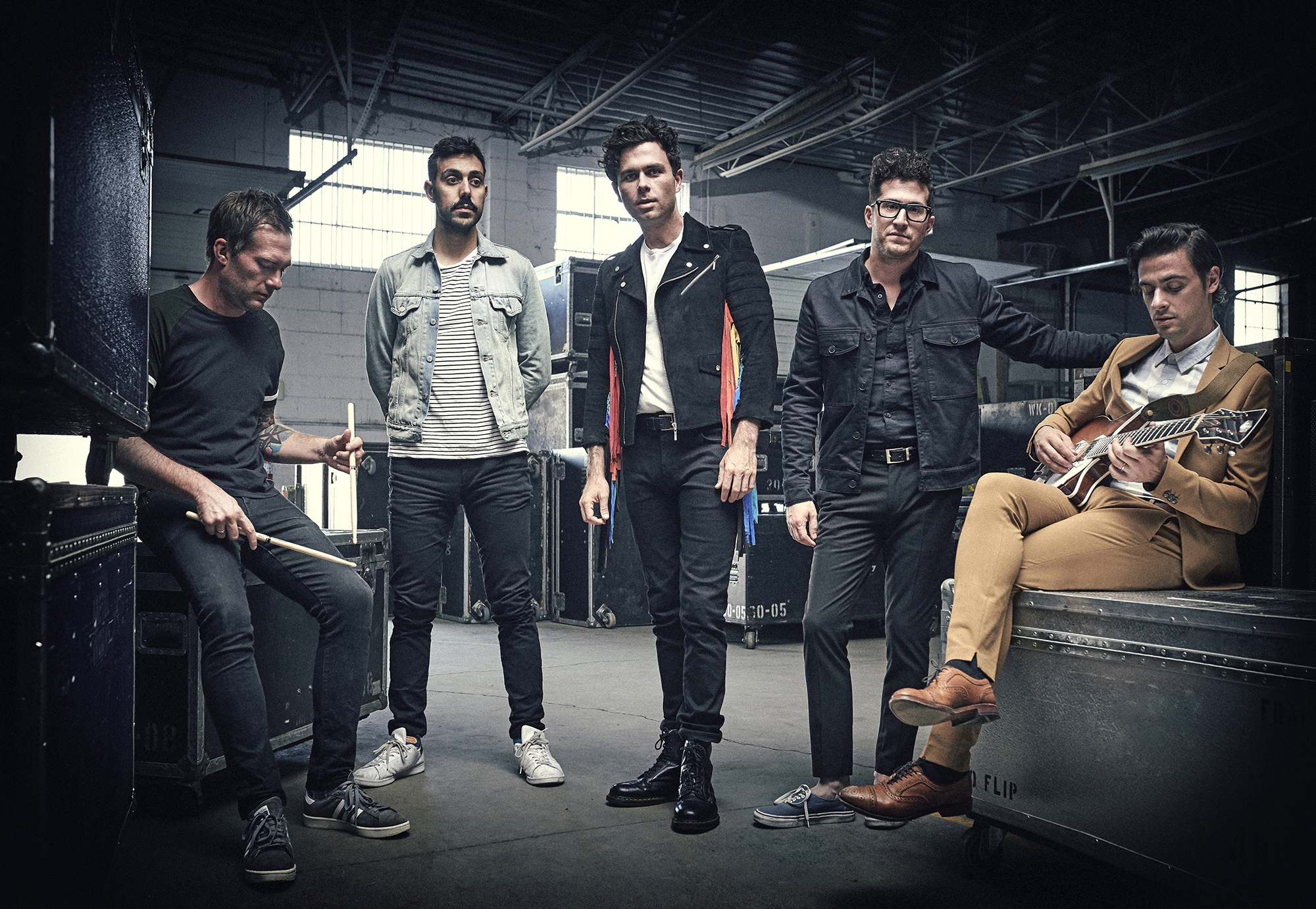 listen - american screams - arkells - Canada - indie music - new music - indie pop - music blog - indie blog - wolf in a suit - wolfinasuit - wolf in a suit blog - wolf in a suit music blog