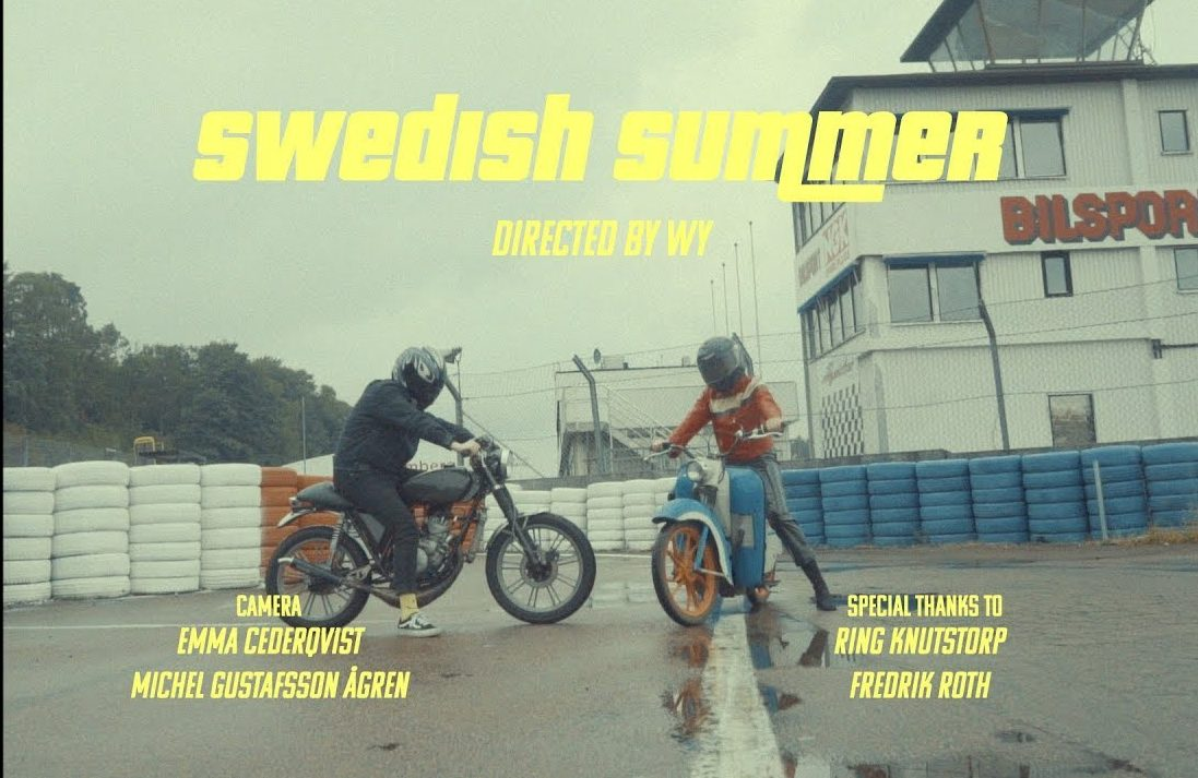 music video - swedish summer - by - wy - Sweden - indie music - new music - indie pop - music blog - indie blog - wolf in a suit - wolfinasuit - wolf in a suit blog - wolf in a suit music blog