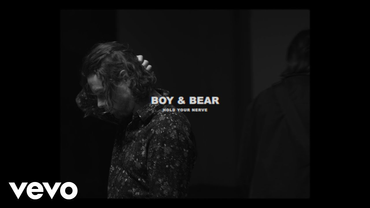 music video - hold your nerve - by - boy and bear - Australia - indie music - new music - indie rock - music blog - indie blog - wolf in a suit - wolfinasuit - wolf in a suit blog - wolf in a suit music blog
