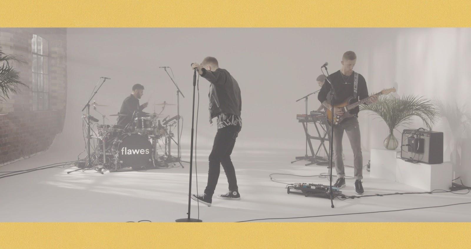 music video - look no further - flawes - uk - indie music - indie pop - new music - music blog - indie blog - wolf in a suit - wolfinasuit - wolf in a suit blog - wolf in a suit music blog