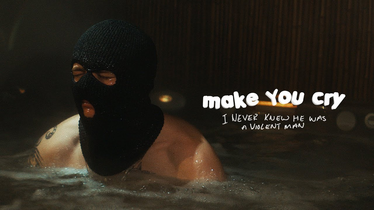 music video - i never knew he was a violent man - make you cry - UK - indie - indie music - indie rock - new music - music blog - wolf in a suit - wolfinasuit - wolf in a suit blog - wolf in a suit music blog