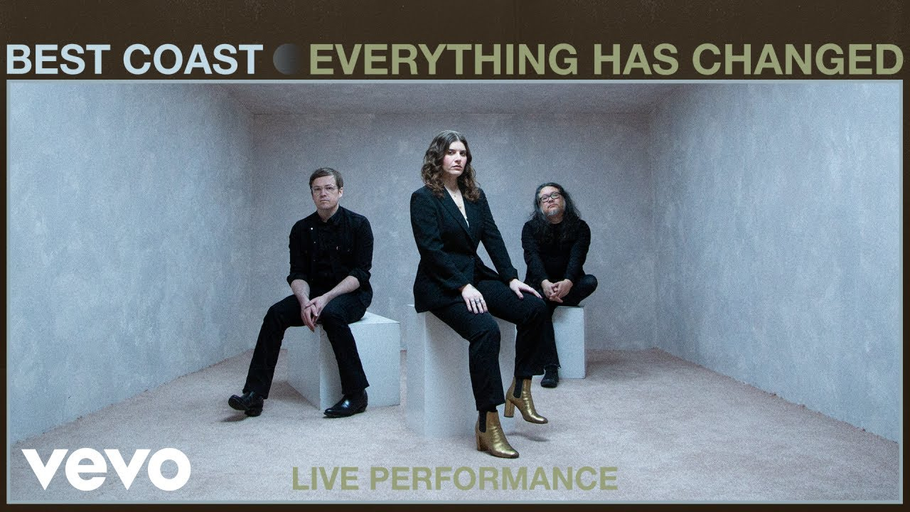 music video - everything has changed - best coast - USA - indie - indie music - indie rock - new music - music blog - wolf in a suit - wolfinasuit - wolf in a suit blog - wolf in a suit music blog
