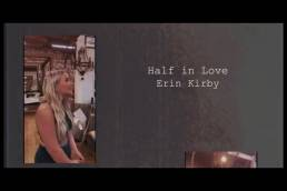 music video - half in love - erin kirby - USA - indie - indie music - indie pop - new music - music blog - wolf in a suit - wolfinasuit - wolf in a suit blog - wolf in a suit music blog