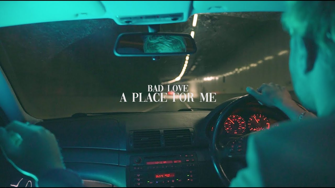 music video - a place for me - bad love - UK - indie - indie music - indie pop - new music - music blog - wolf in a suit - wolfinasuit - wolf in a suit blog - wolf in a suit music blog