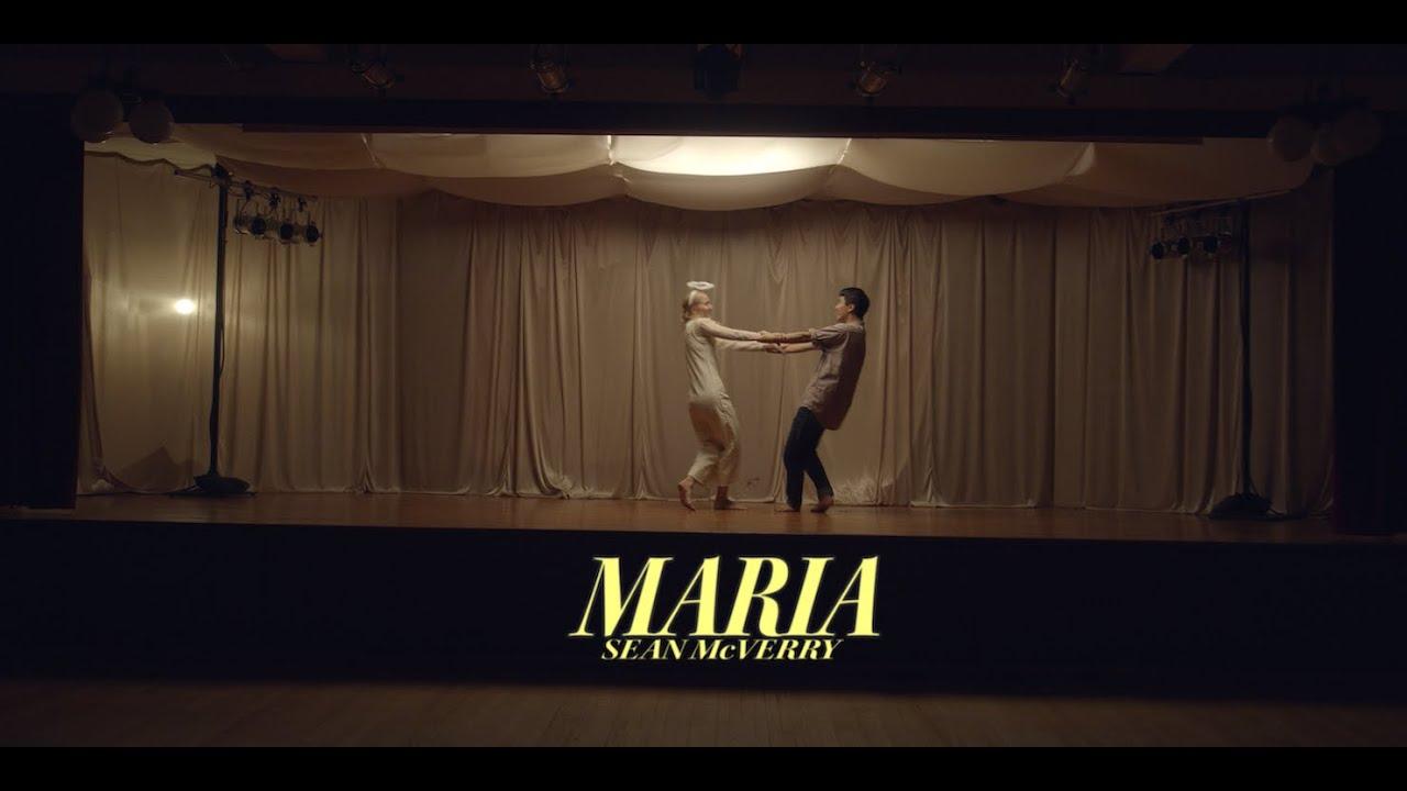 music video - maria - sean mcverry - USA - indie - indie music - indie pop - new music - music blog - wolf in a suit - wolfinasuit - wolf in a suit blog - wolf in a suit music blog