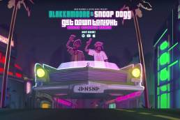 music video - get down tonight - blakkamoore - snoop dogg - break science - remix - indie - indie music - indie pop - hip hop - new music - music blog - wolf in a suit - wolfinasuit - wolf in a suit blog - wolf in a suit music blog