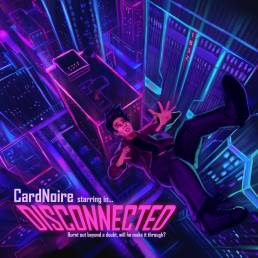 disconnected - cardnoire - usa - indie - indie music - indie rock - new music - music blog - wolf in a suit - wolfinasuit - wolf in a suit blog - wolf in a suit music blog