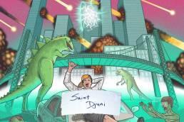 weird year - saint djuni - netherlands - indie - indie music - indie pop - indie rock - indie folk - new music - music blog - wolf in a suit - wolfinasuit - wolf in a suit blog - wolf in a suit music blog