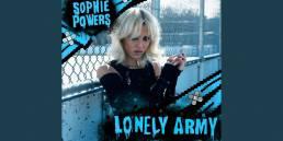 lonely army - sophie powers - canada - indie - indie music - indie pop - indie rock - indie folk - new music - music blog - wolf in a suit - wolfinasuit - wolf in a suit blog - wolf in a suit music blog