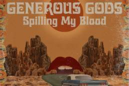 spilling my blood - generous gods - usa - indie - indie music - indie rock - new music - music blog - wolf in a suit - wolfinasuit - wolf in a suit blog - wolf in a suit music blog