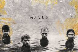 waves - the king's parade - UK - indie - indie music - indie rock - new music - music blog - wolf in a suit - wolfinasuit - wolf in a suit blog - wolf in a suit music blog