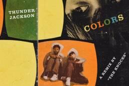 remix - colors - the knocks - thunder jackson - usa - indie - indie music - indie pop - indie rock - indie folk - new music - music blog - wolf in a suit - wolfinasuit - wolf in a suit blog - wolf in a suit music blog